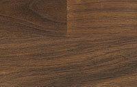VALNØD Den mørkeste af vore træsorter, næsten sort med grå brunlige åreaftegninger. En flot kontrast, som vil passe til næsten alle omgivelser. Et eksklusivt valg til enestående køkkener. Oprindelse: Nordamerika. Hårdhed: 6